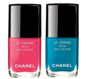 Chanel-le-vernis-neon-neon-pink-neon-blue