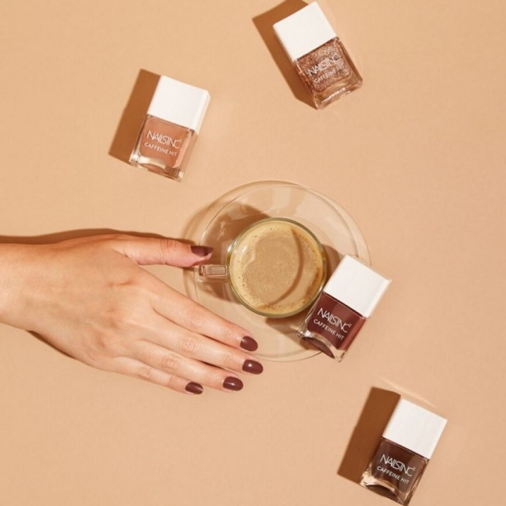 Nails Inc. lance sa nouvelle collection, CaffeineHit