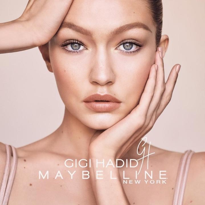 Gigi x Maybelline: la collection make-up de GigiHadid