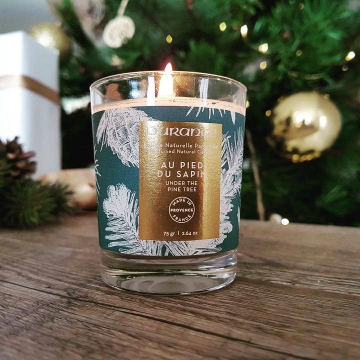 Des bougies parfumées pour un hivercocooning