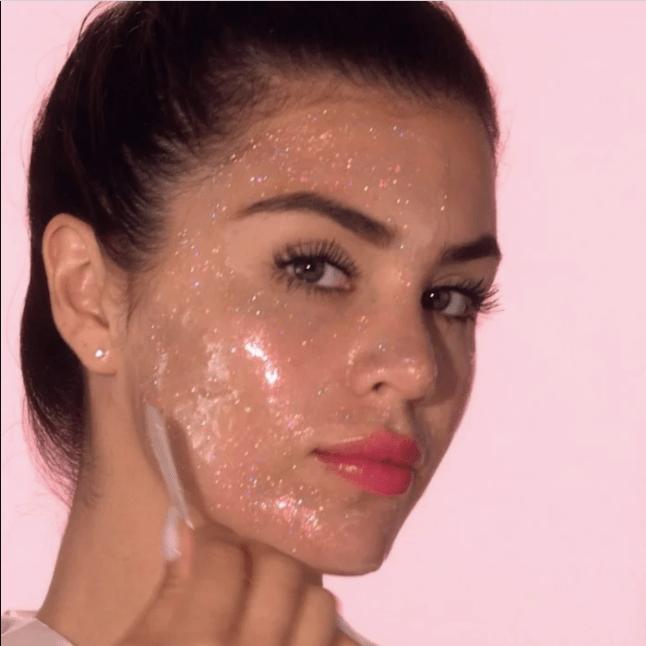 Glow Job, le nouveau masque glitter de TooFaced