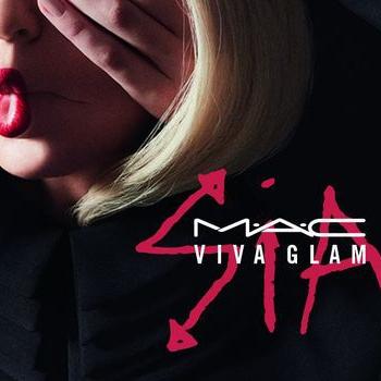 M.A.C s'associe à Sia pour créer un nouveau rouge à lèvres VivaGlam