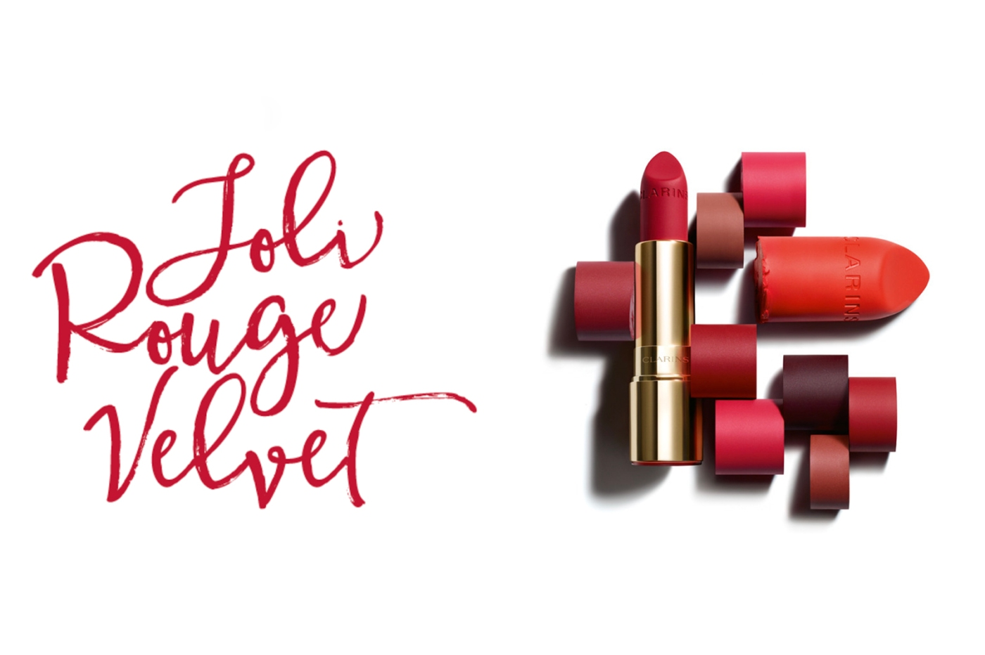 clarins joli rouge velvet