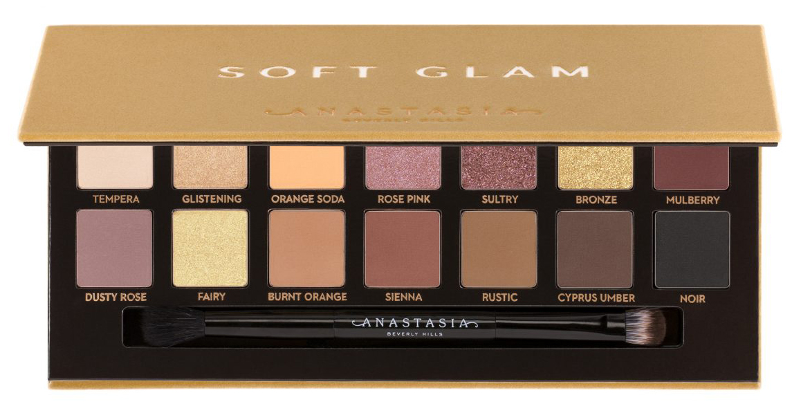 Anastasia Beverly Hills Soft Glam Eyeshadow Palette