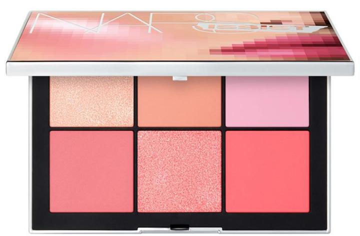 NARS-NARSissist-Wanted-Cheek-Palette-Vol-I