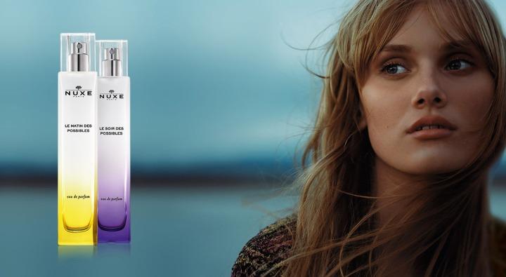 Les nouvelles Eaux de Parfum de Nuxe, idéales pourl'été