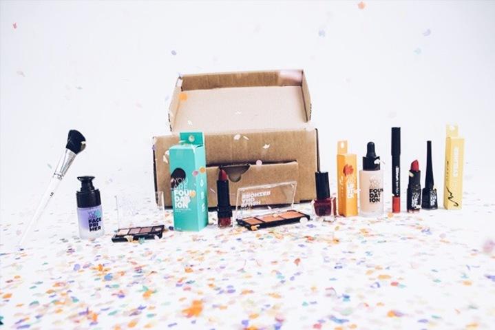 You Are Cosmetics : la nouvelle marquede beauté de la teamE.L.F