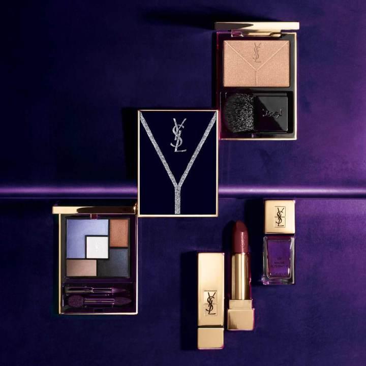L'automne sera Yconic Purple avec Yves SaintLaurent