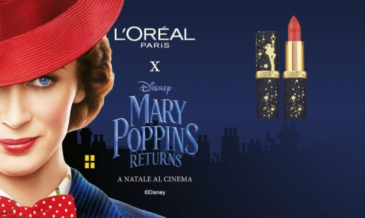 loreal mary poppins returns