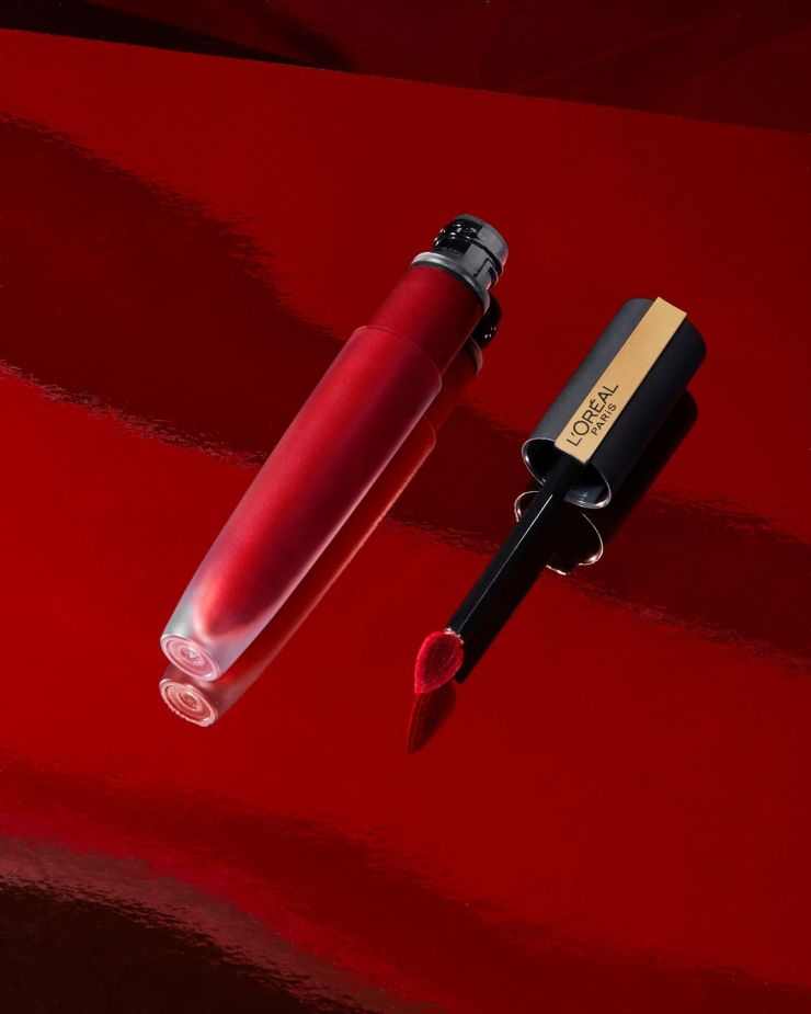 l'oreal rouge signature lip stain